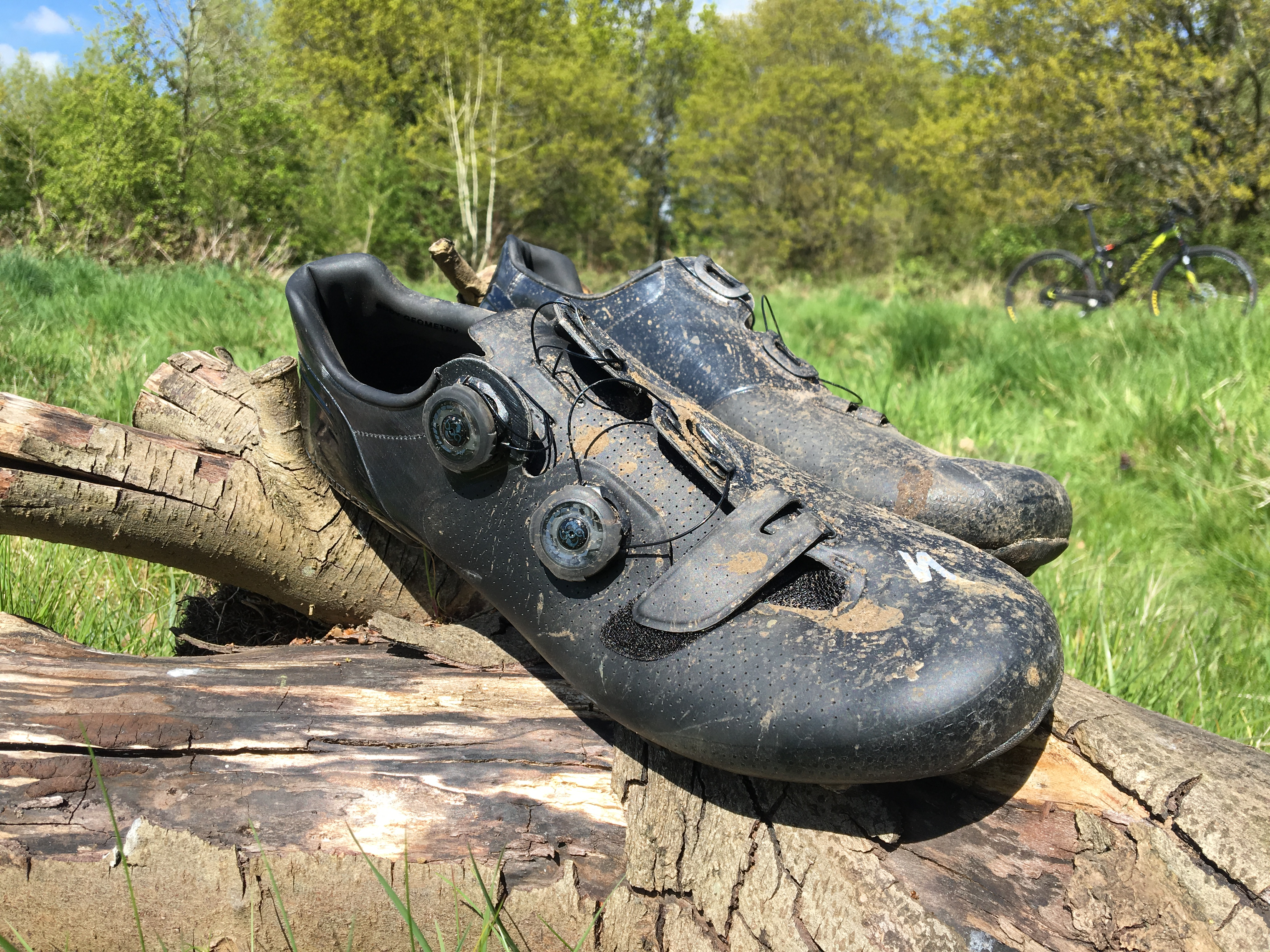 b4a77c0fdf The best mountain bike shoes. Specialized S Works 6XC