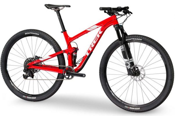 Trek Top Fuel 9 (2017) review - MBR