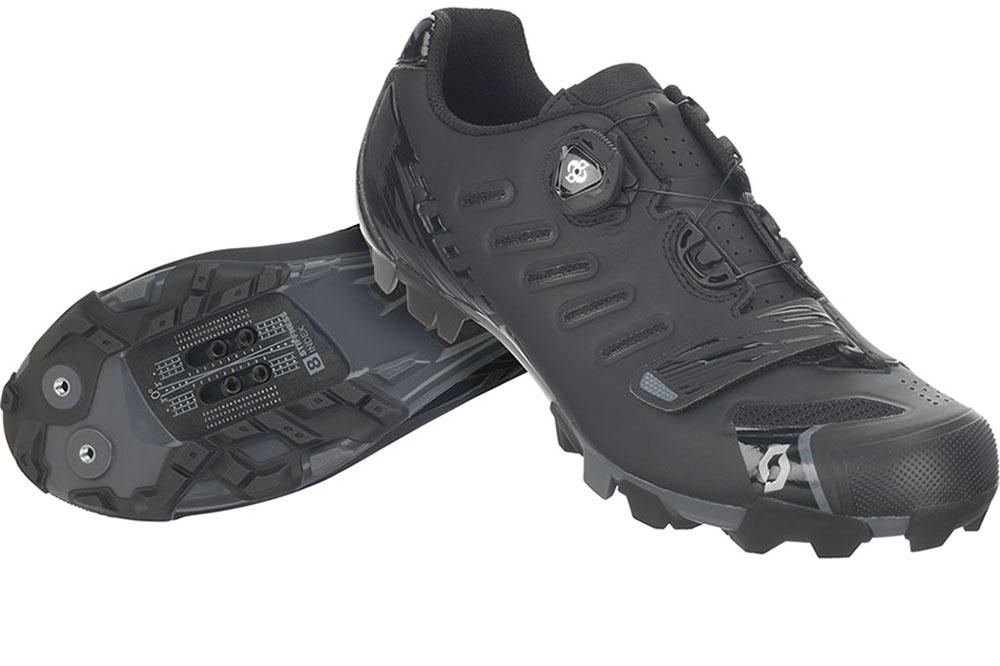Scott MTB Team Boa shoe review - MBR