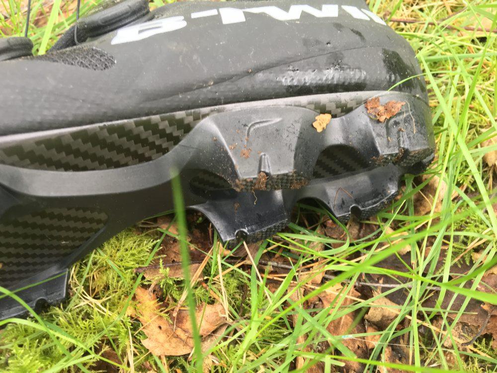611535657 B Twin 700 Carbon shoe review - MBR