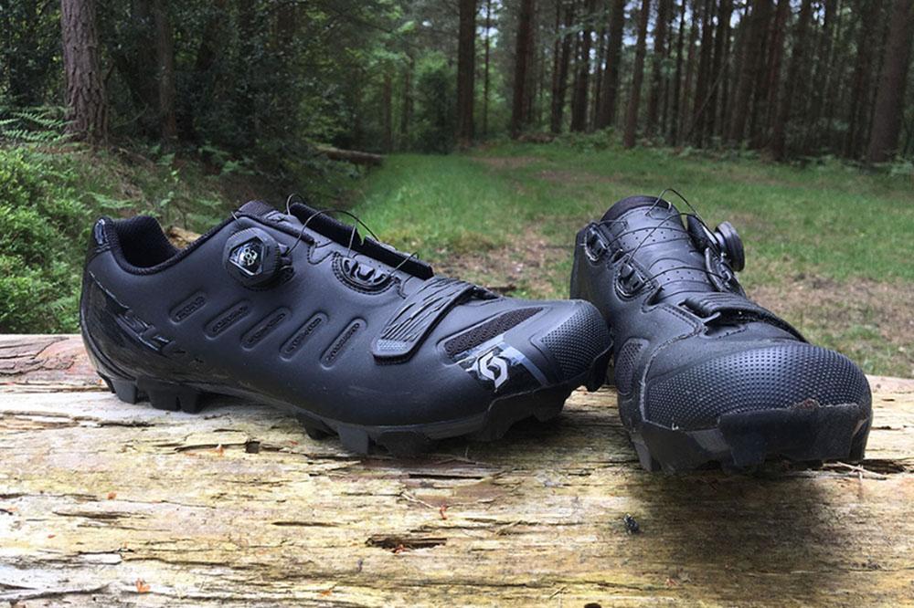 Scott MTB Team Boa shoe review MBR