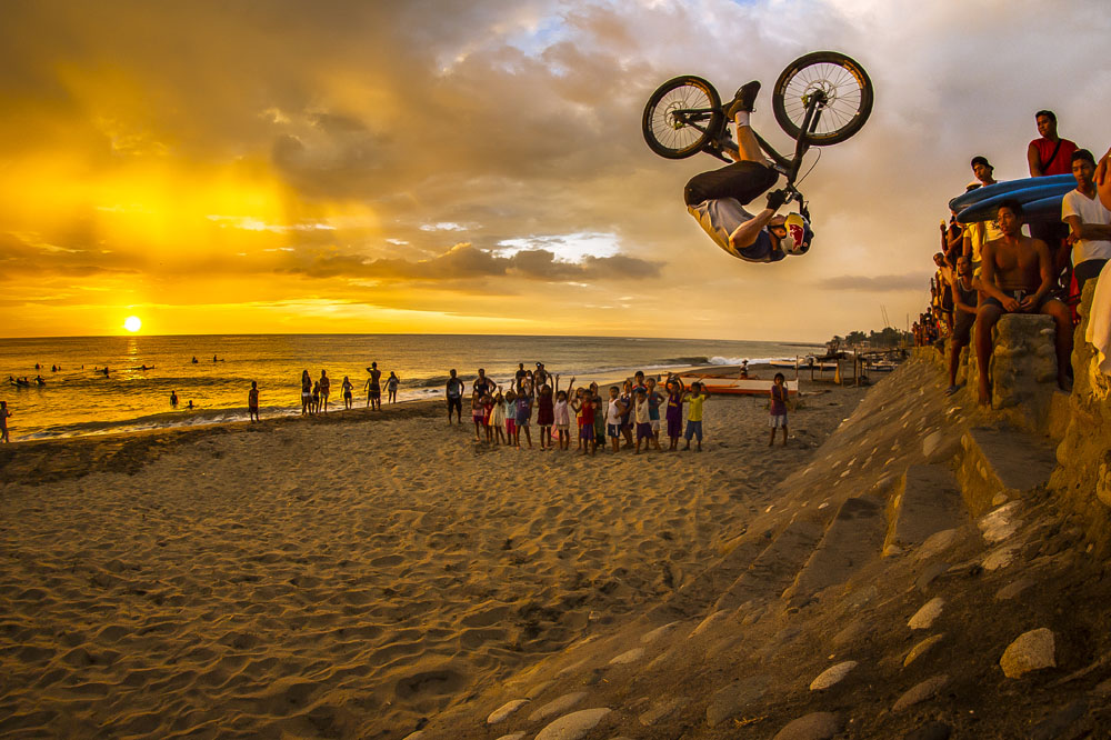danny macaskill and fabio wibmer get stoked in manila