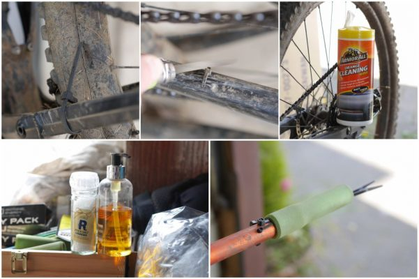 mountain bike hacks