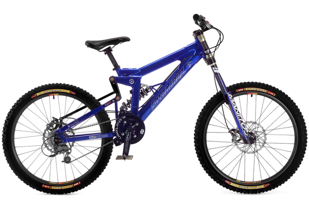 spec and pricing of the new santa cruz v10 29 and 27 5 mbr