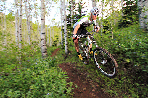 11 reasons why mountain biking is the best form of exercise - MBR