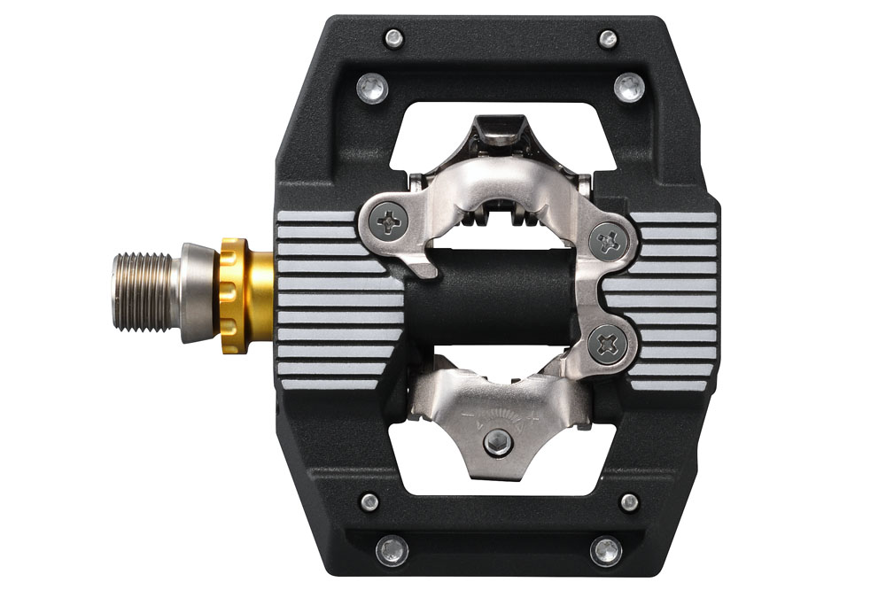 b9c9d81f141 New clipless and flat pedals from Shimano - MBR