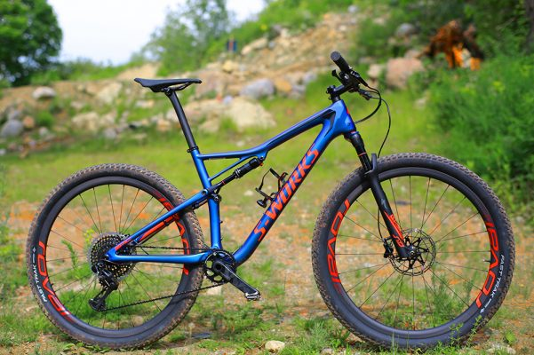3d2d0ff9664 First ride on the single pivot Specialized Epic 2018 - MBR