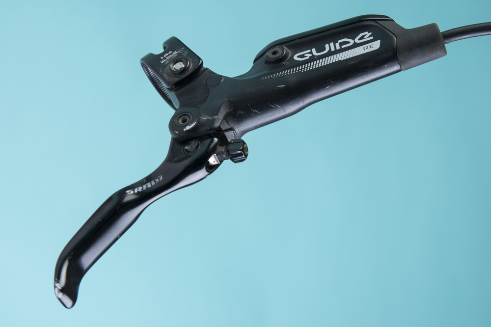 Rear Code RSC Pre-assembled Rotor and adapter not included 1800mm SRAM