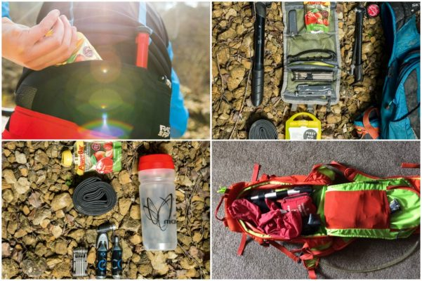What to take with you on a mountain bike ride - MBR