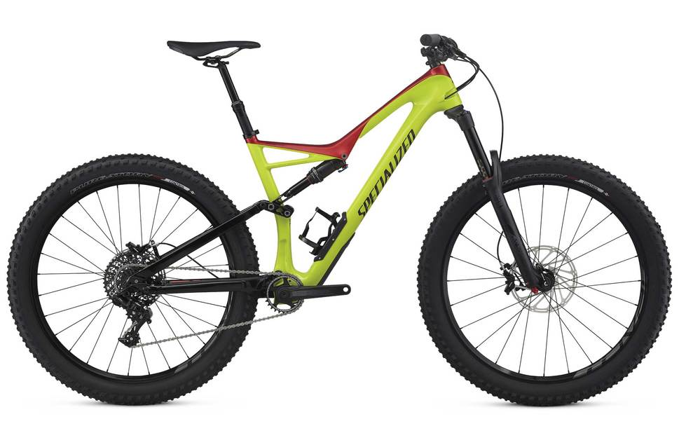Specialized Stumpjumper 2017 Range Explained Mbr