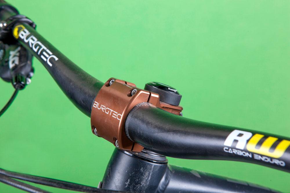 Burgtec Enduro MK2 Bike//Cycle//MTB Handlebar Stem