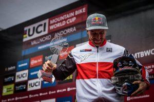 downhill world cup winning runs