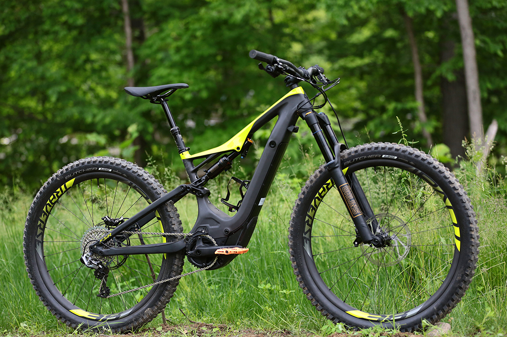 2018 Specialized Levo Carbon First Ride Mbr