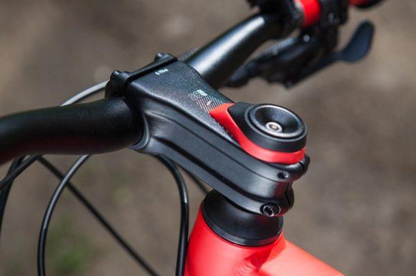 NEW Pivit Trail 0 degree Mountain bike bicycle STEM 31.8 clamp 55mm 1 1//8 black