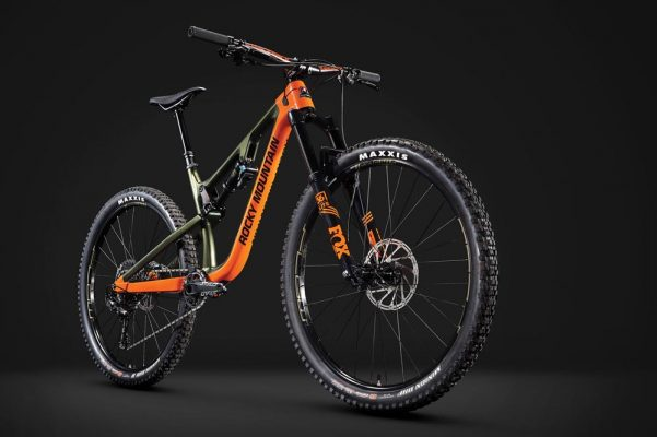 e47971a2b14 New Rocky Mountain Instinct BC Edition 155mm travel 29er - MBR