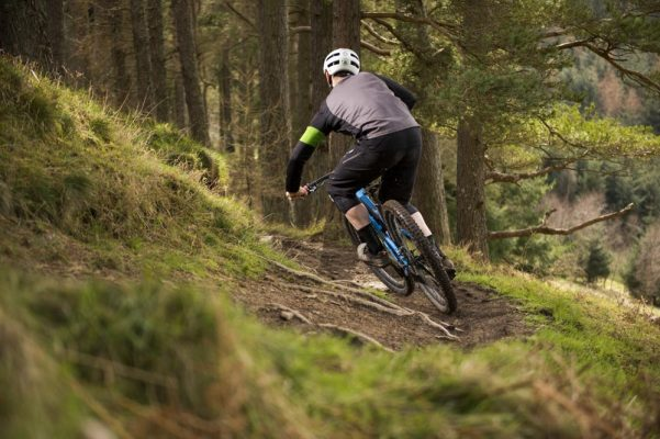 How to create grip on a mountain bike - MBR