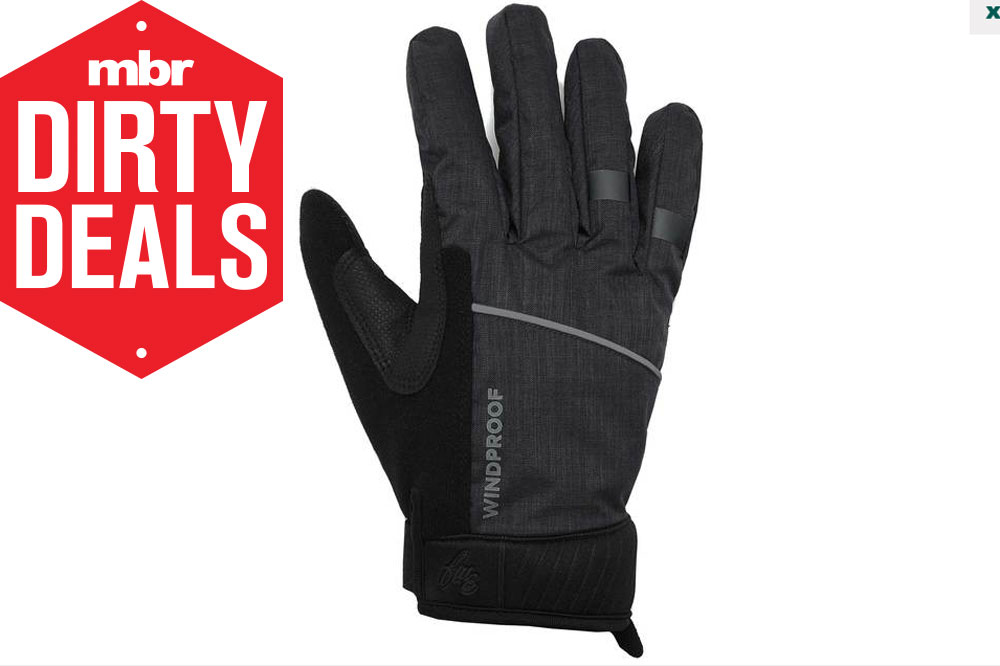 2017 Altura Progel 2 Windproof Cycling Gloves Black RRP £34.99