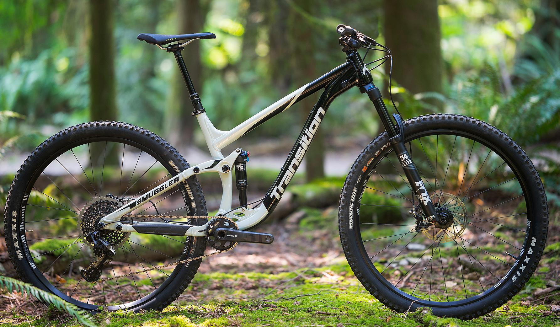 1cb88929af9 2018 Transition bike range includes new 160/140mm Sentinel 29er - MBR