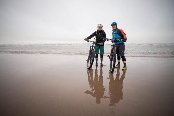 mountain bike coast to coast