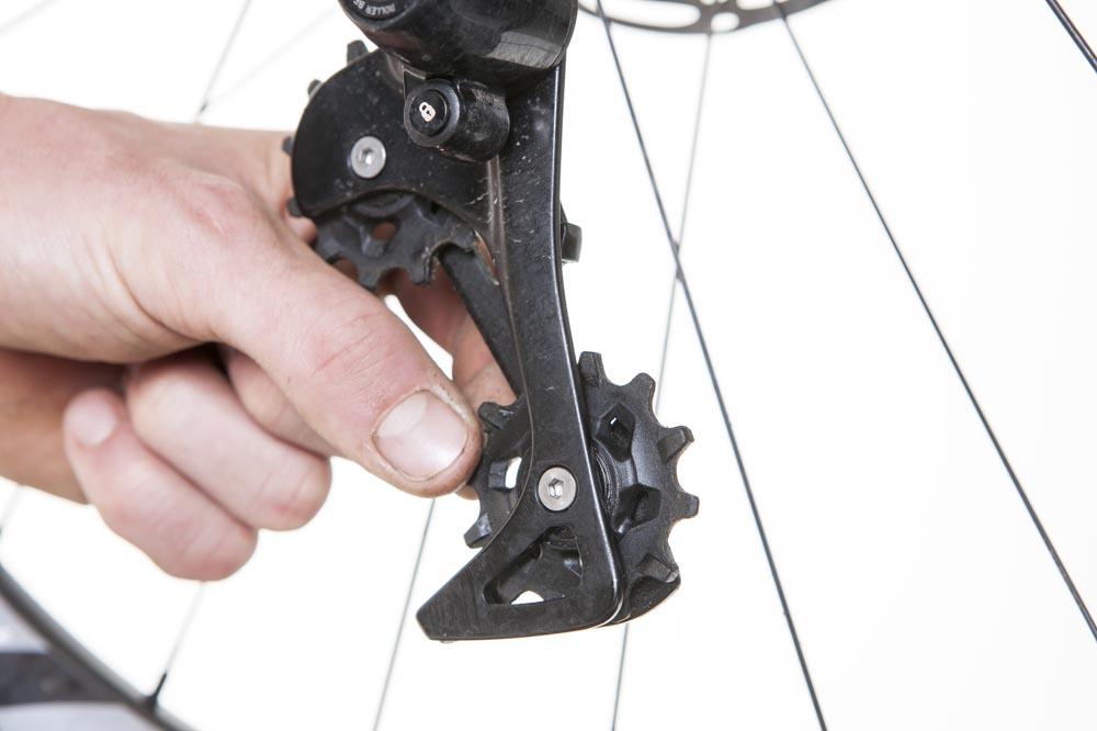 Bike maintenance - cover