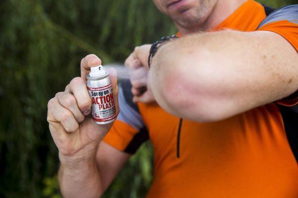 mountain bike first aid