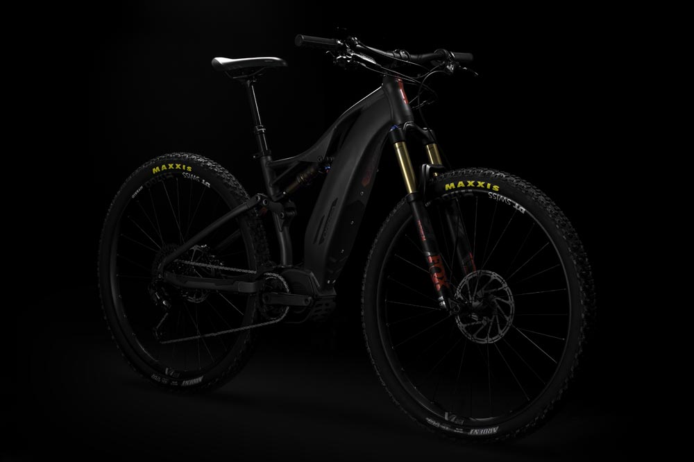 25b78ca90a459a Details of the 2018 Orbea Wild FS electric mountain bike - MBR