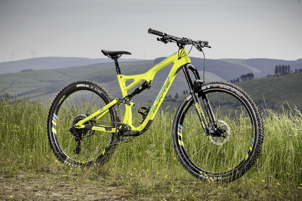 Whyte S 150 C Works First Ride Mbr