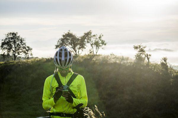 bike theft - cycling phone