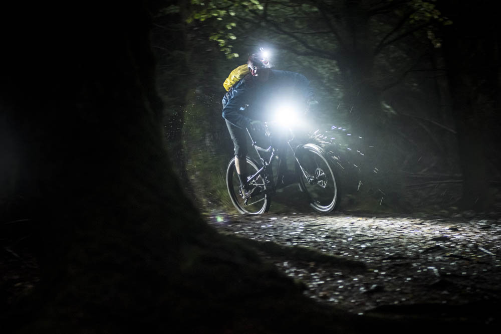 07f87890bad The best mountain bike lights for 2019 night riding - MBR