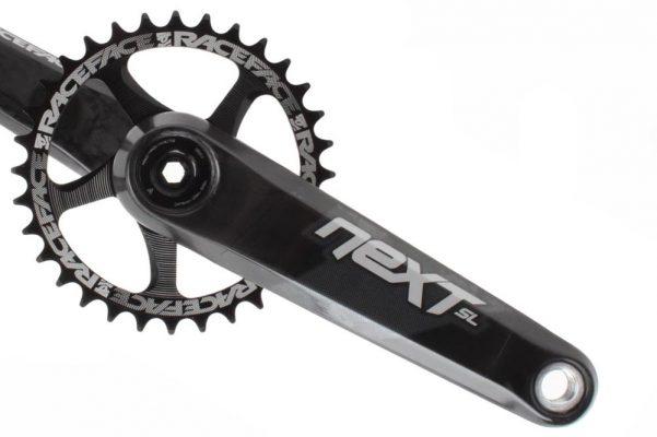 Mountain Bike Crankset >> Race Face Next Sl G4 Carbon Cranks Review Mbr