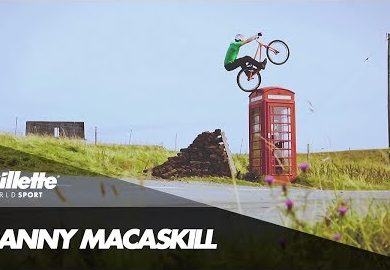 The Rise and Rise of Danny MacAskill - MBR