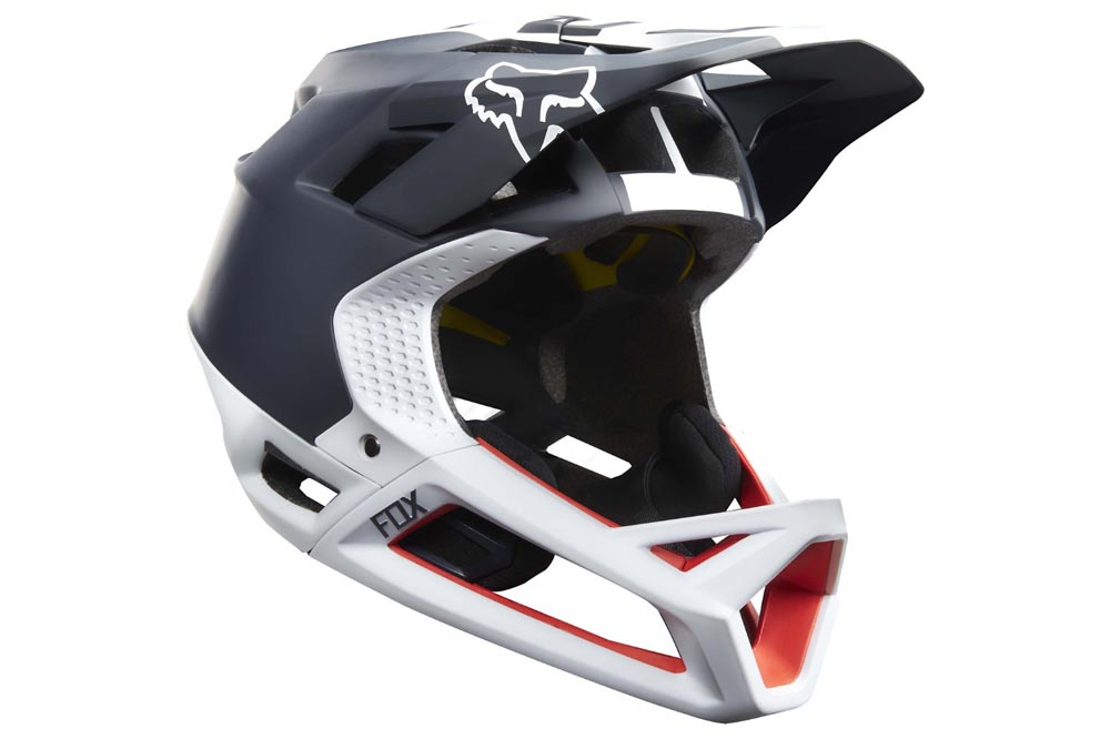 Fox Proframe Helmet Review Mbr