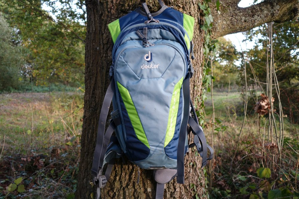 online for sale closer at latest Deuter Compact EXP 12 pack review - MBR