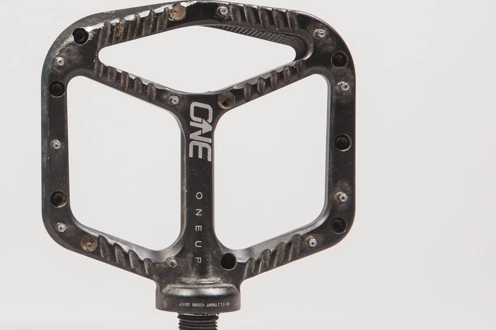 One Up Aluminium Pedal Review