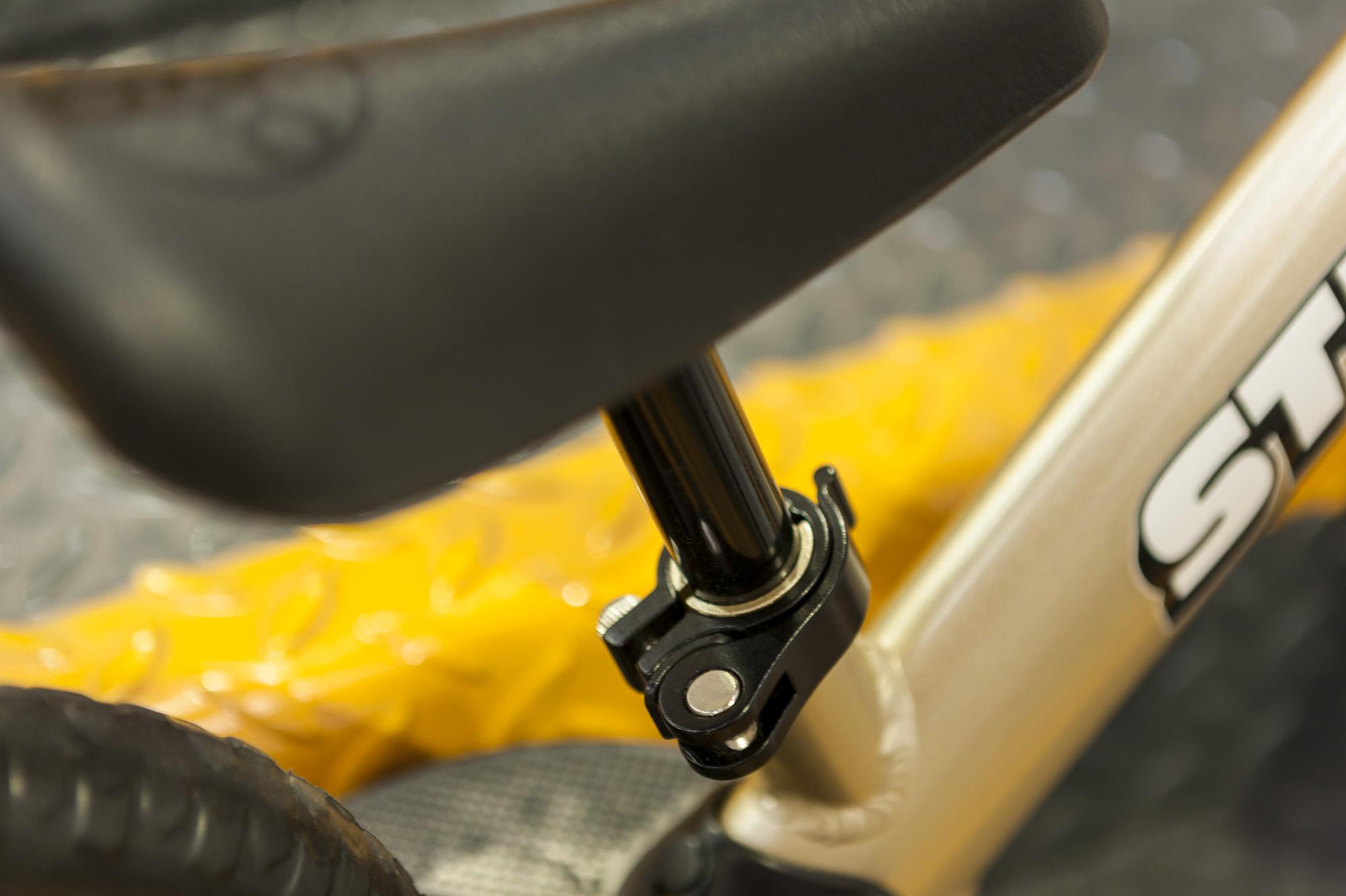 ff1608d00b97 Strider Pro 12 balance bike review - MBR