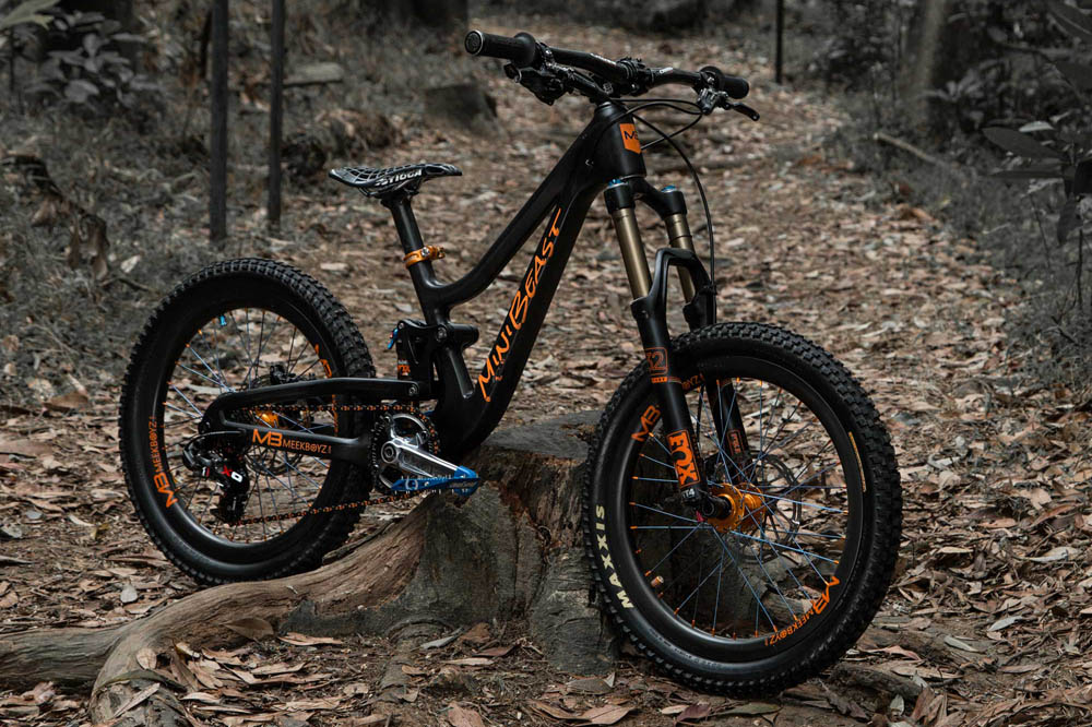 ce71d56defc Check out this $8,375 mountain bike for kids - MBR