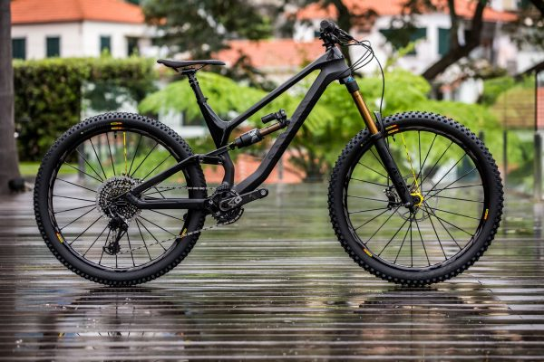 First impressions of the new Canyon Torque 175mm gravity