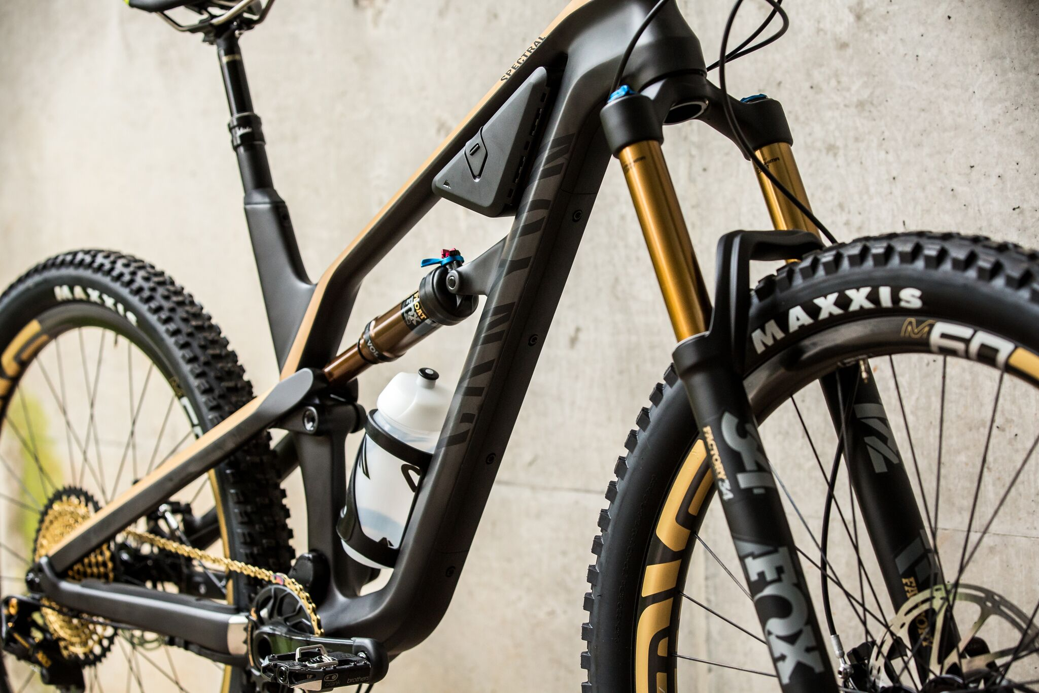 Canyon Unveils All New Revamped Spectral For 2018 Mbr