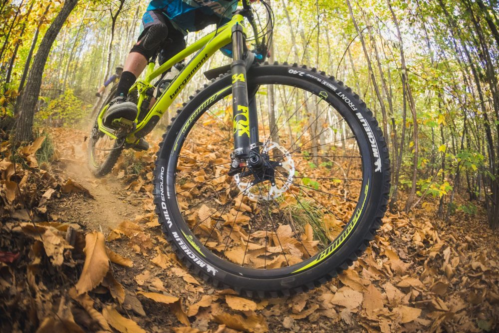 7c800acc0f3 Michelin Wild Enduro tyre first ride review - MBR