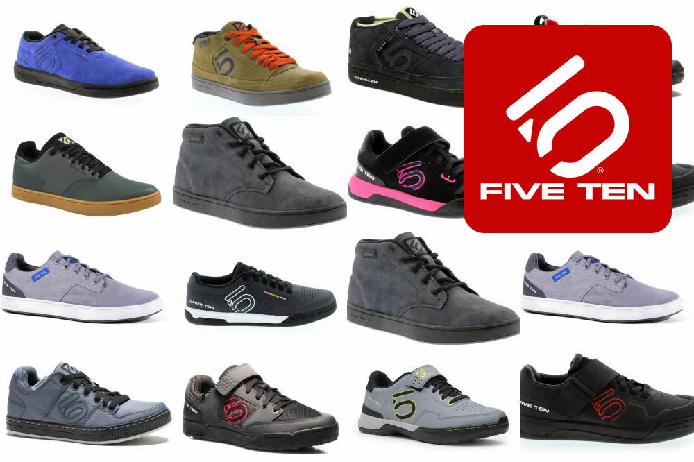 Which Five Ten mountain bike shoes are