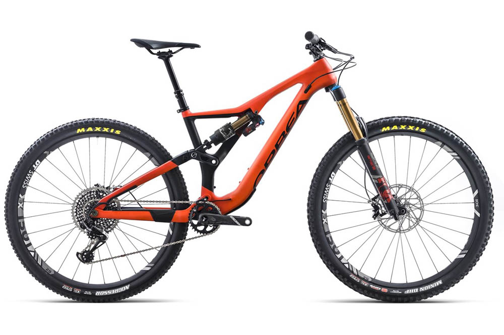 Orbea Rallon M-Team (2018) review - MBR