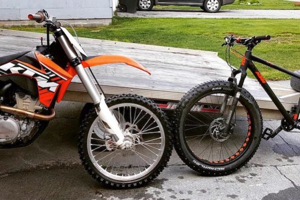 54f44c285 Why mountain bikes cost as much as motorbikes - MBR