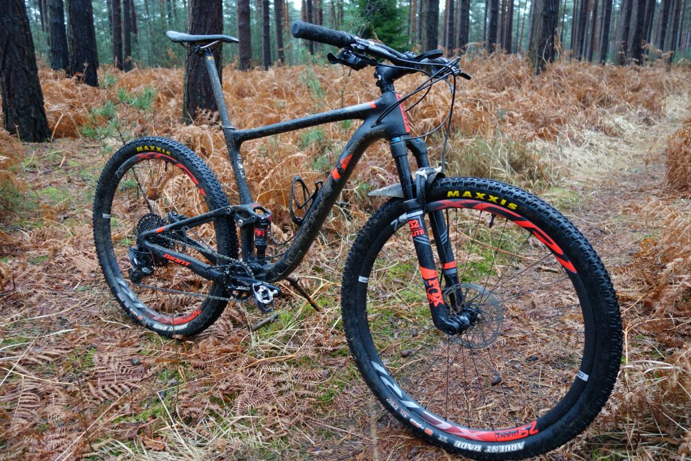 Giant Anthem Advanced Pro 29 (2018) review - MBR