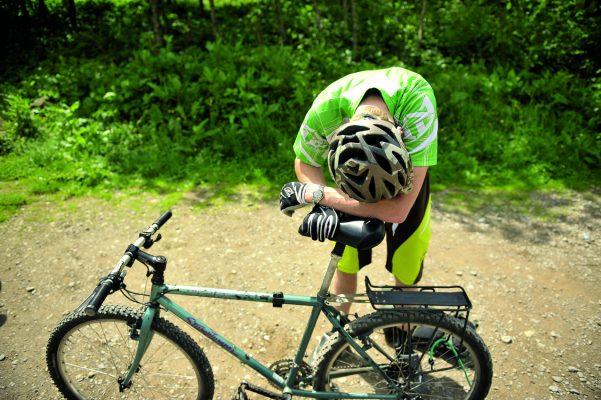 Image result for sad cyclist