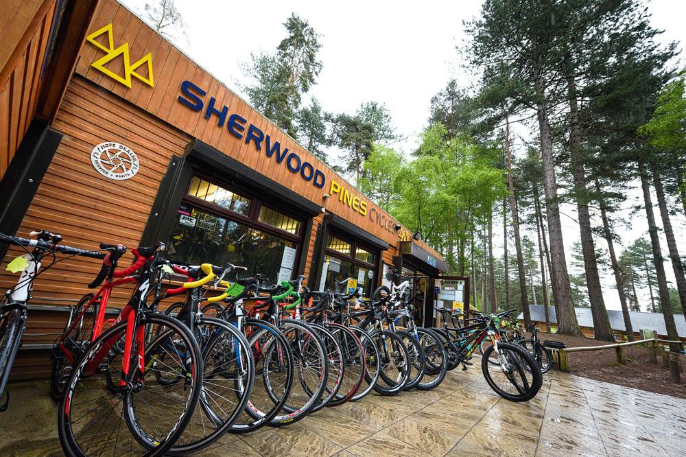 Bike Shop Nottingham >> Sherwood Pines Nottinghamshire Trail Centre Guide Mbr