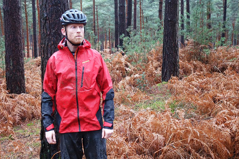 Altura Mayhem 2 Waterproof Mens Cycling Jacket Grey Activewear