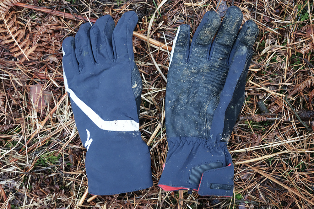 Specialized Deflect H2O waterproof glove review - MBR