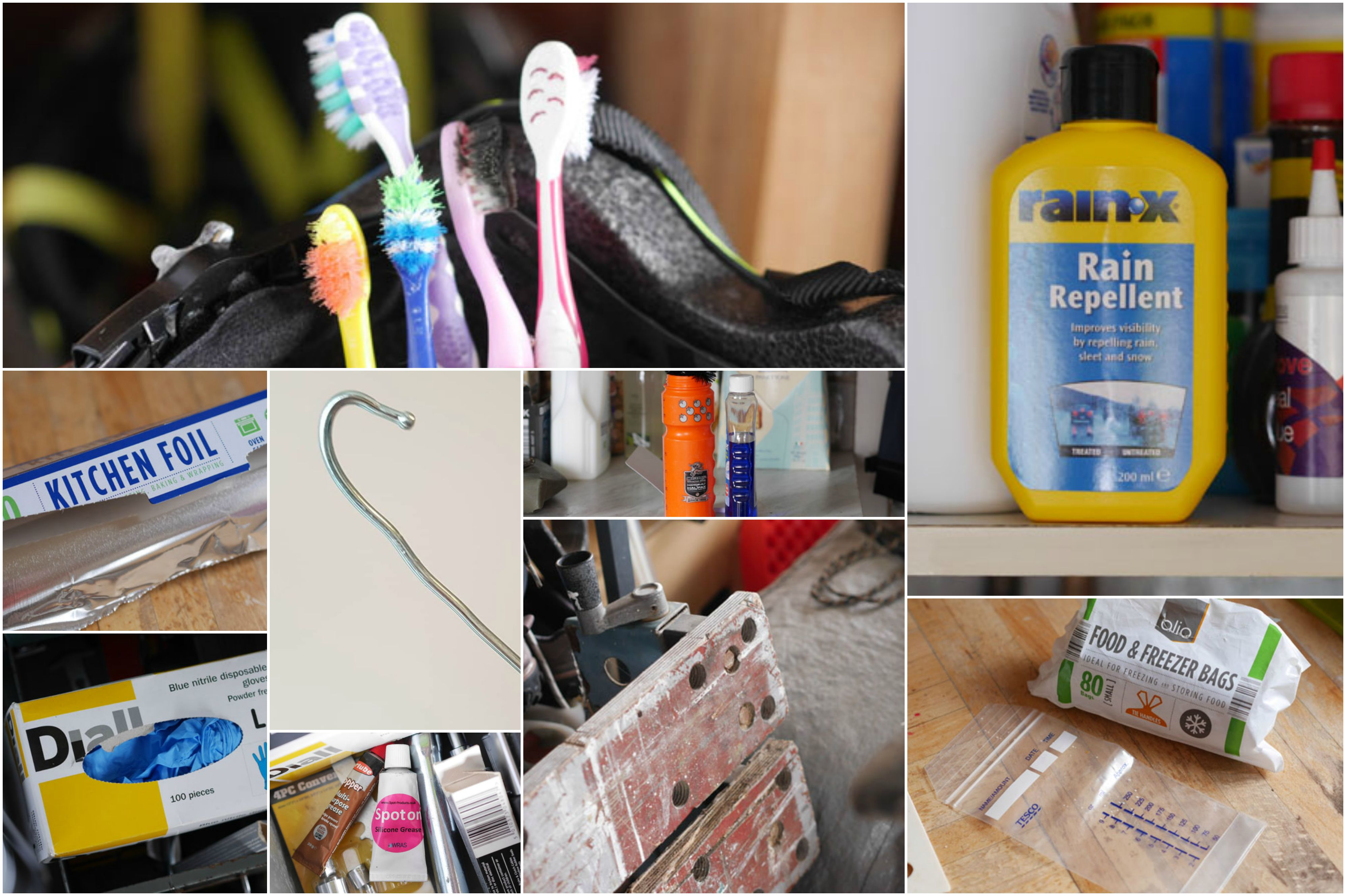 15 Essential Household Item Hacks For Mountain Bikers Mbr