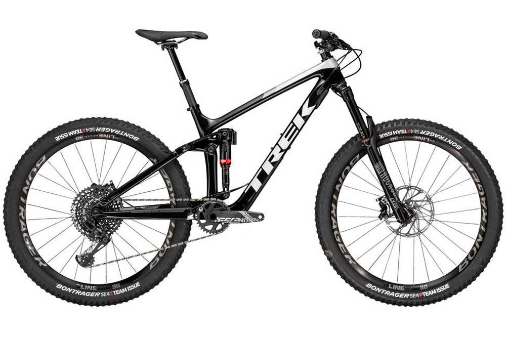 18 Frame Mountain Bike