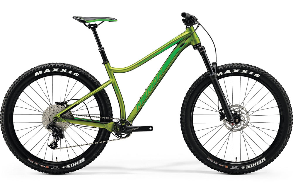 Merida Big Trail 500 review - MBR